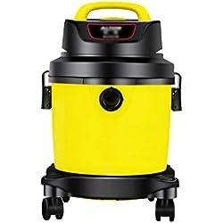 YWXCQ Aspirateurs balais et balais électriques Aspirateur Sec et Humide, aspirateur 3-en-1, Corps en Plastique 10Lpp et Compact 900W pour la poussière et l'eau soufflées à l'état Humide/Sec aspir