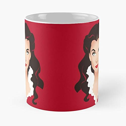 Viven Scarlett Ohara Gone - Best Gift Ceramic Coffee Mugs