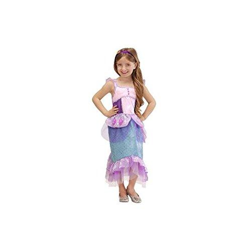 Imagen de jason palter  disfraz de sirenita infantil talla 3 4 años alternativa