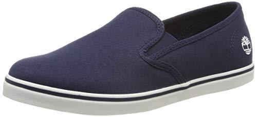 Timberland Damen Dausette Slip-On Sneaker Halbhoch, Blau (Black Iris 790), 37 EU
