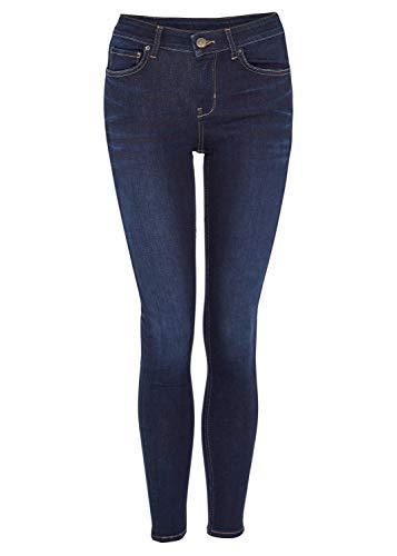 HALLHUBER Jeans, blau(dbldenim), Gr. 40