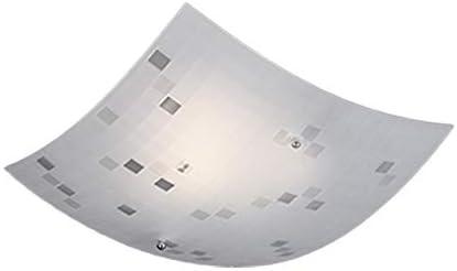 Esclusiva copertura quadrata a led cm cm con