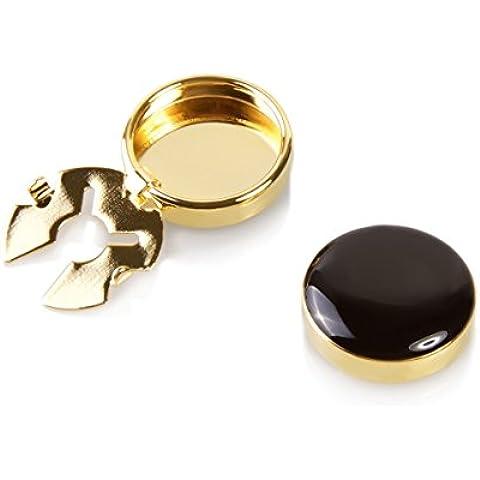 Copri Bottoni / Cubrobotones (Scegli il Colore). Gemelli per bottoni della camicia
