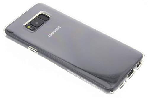 Spigen Coque Samsung S8 Plus [Liquid Crystal] Protection aux 4 Coins, Ultra Mince, Transparente, Légère, Ajustement Parfait, Coque Compatible avec Samsung Galaxy S8 Plus