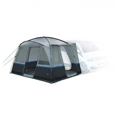 High Peak 14155 Buszelt Tour Für Van SUV Bus Camping Vorzelt Busvorzelt 3000 mm Wassersäule 7 mm Keder (Tour-bus Zu)