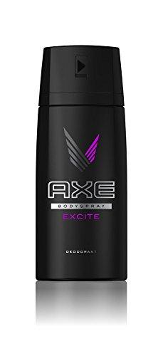 Axe Excite   Desodorante   Paquete de 3 x 150 ml   Total: 450 ml