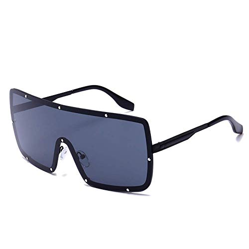 ZJHZJH Sunglasses, New Personality, Pair of Glasses, Colorful Sunglasses, Men and Women, Street Glasses