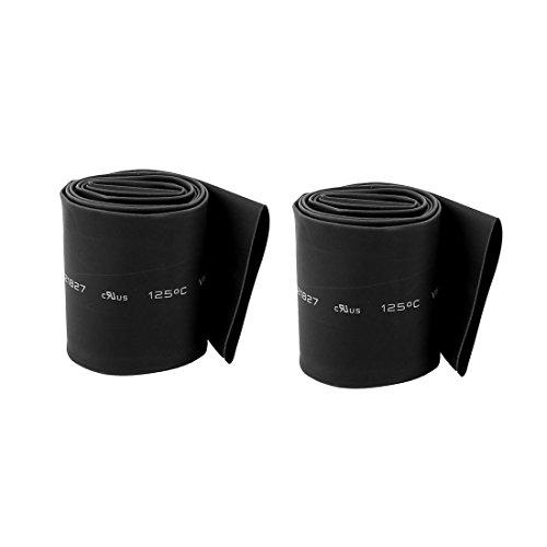 sourcingmapr-2pz-95-centimetri-35-millimetri-lungo-dia-2-1-isolato-tubi-termorestringenti-restringib