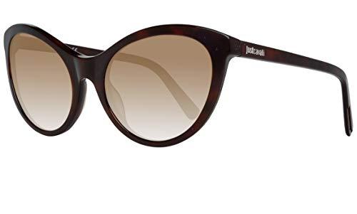 Just Cavalli Damen Sunglasses Jc558S 52G 58 Sonnenbrille, Braun,