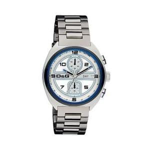 D&G Dolce&Gabbana DW0301 – Reloj cronógrafo de caballero