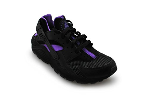 Nike - Air Huarache, Sneakers da donna black antracite iper uva 005