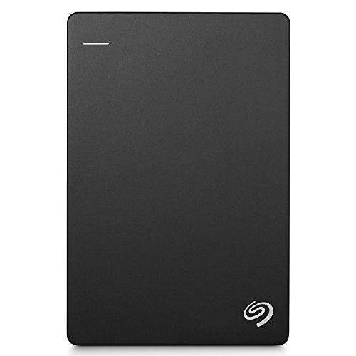 Seagate Backup Plus Slim 1TB Portable External Hard Drive with...