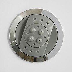 Duschtempel Athen rechts Dusche Badausstattung Dampfdusche Spa - 3