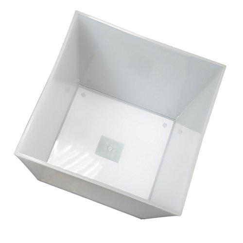 Baoblaze LED Deko Lampe Eiswürfelbehälter/Eiseimer / Eisbehälter Für Eis und Flaschen,...