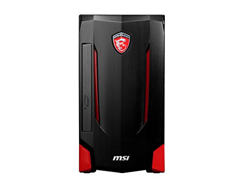 MSI NightbladeMI-B544696028GXXDS10M 9S6-B08911-018 Desktop-PC (Intel Core i5 4460S, 8GB RAM, 128GB SSD, NVIDIA GeForce GTX 960, Win 10 Home)