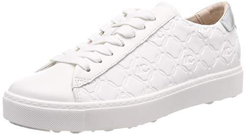 Marc Cain Damen Sneaker, Weiß (White 100), 36 EU -