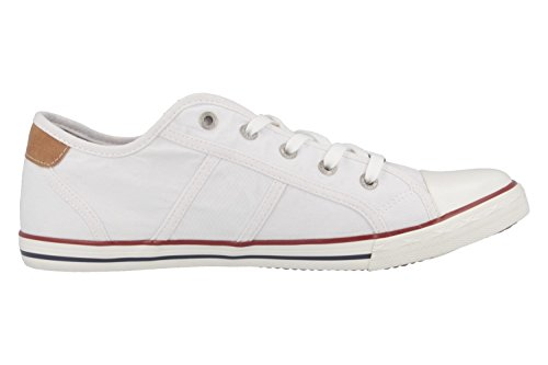 Mustang - 1099-302, Sneakers da donna bianco (Weiß)