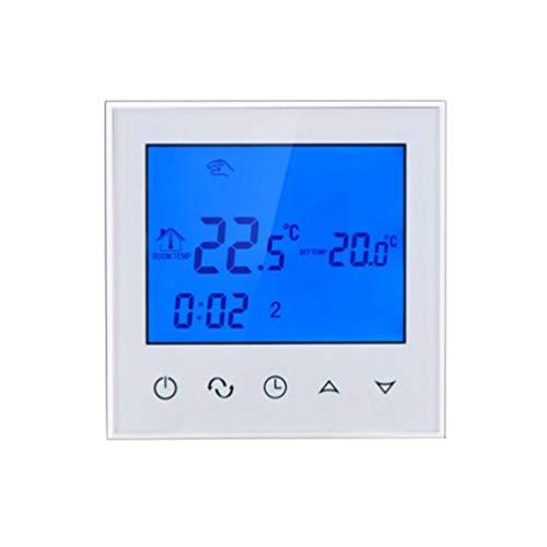 Preisvergleich Produktbild Wenwenzui HY03WW-2 Smart Thermostat WiFi Digital-Wasser-Heizung Temperaturregler