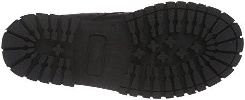 Bianco Warm Clean Boot Son15, Bottes mi-hauteur avec doublure chaude femme Noir - Schwarz (BLACK/10)