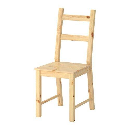 IKEA Stuhl IVAR Holzstuhl Küchenstuhl aus massiver Kiefer