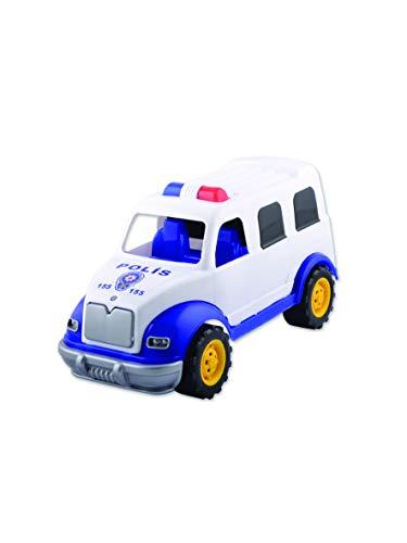 Ucar Oyuncak Ucar oyuncak60Tombul-Polizei Fahrzeug Spielzeug John Deere Cake Topper