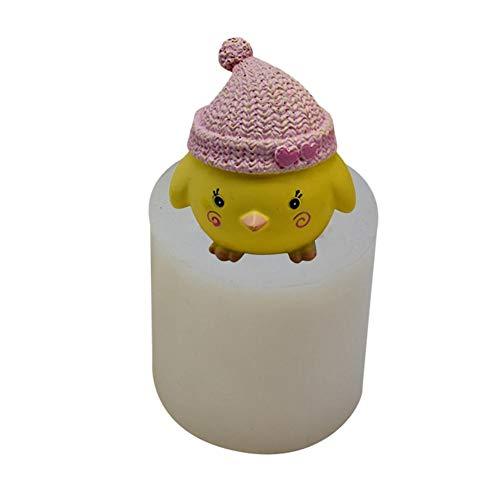 Kleines Gelbes Huhn Backform Silikon Aromatherapie Silikonform Backen Kuchen Formen Törtchenform Pralinienform Schokoladenform Form Kuchen Schimmel Für Weihnachten NEU Jahr Party Von Sommer's Laden - Huhn Silikon-schimmel