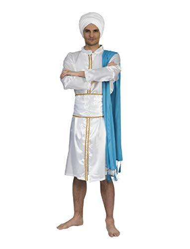Pierro´s Kostüm Inder Shankar Herrenkostüm Größe 48-50