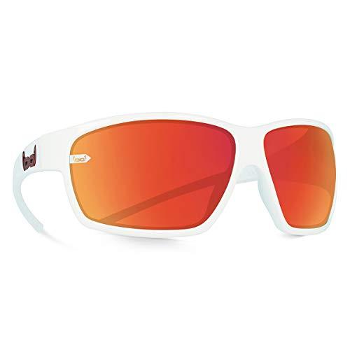 gloryfy unbreakable eyewear G15 Sonnenbrille, Weiß, Uni