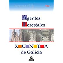 Agentes forestales de la xunta de galicia test