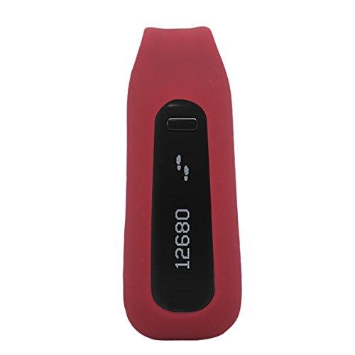 TOMALL Ersatz Clip Halterung für Fitbit One, rot