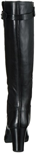 Geox D Raphal Mid C, Bottess Femme Schwarz (BLACKC9999)