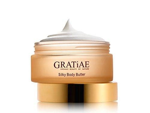 Gratiae Organic Cosmetics Apple/Green Tea/Ginger Silky Body Butter