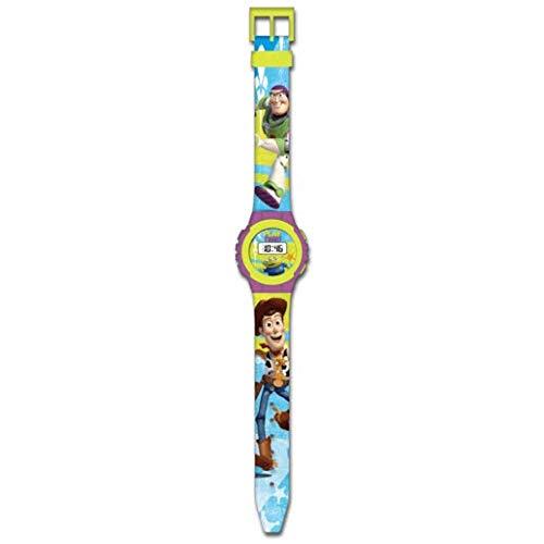 Toy Story Reloj Digital 4 WD20329, Multicolor Kids Licensing 1