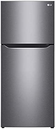 LG 427 Liters Top Mount Refrigerator, Dark Graphite Silver - GN-B492SQCL, 1 Year Warranty