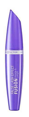 3 x Max Factor Lash Effect Fusion Black Mascara 'Volume & Length' 13.1ml -