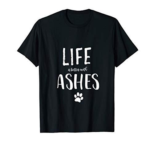 I Love Ashes Katzen Geschenk Kind Männer Frauen Katzenname -