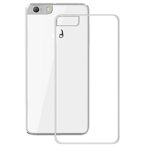 Casotec Soft TPU Back Case Cover for Micromax Canvas Knight 2 E471 - Clear  available at amazon for Rs.149