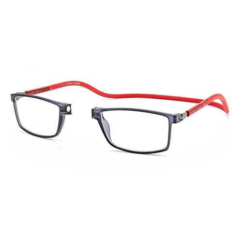 ad22614681 Gafas lectura Slastik Trevi 004 Gafas con imán para vista cansada -  Graduación: +2.0