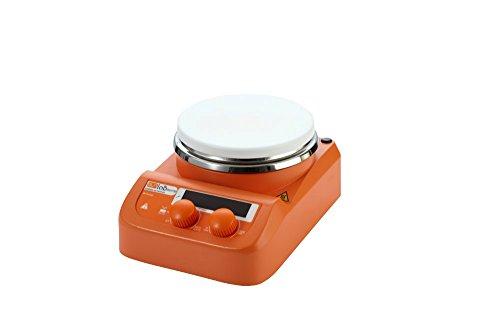 neoLab D-8150 Sunlab Mini Magnetrüher, keramikbeschichtung Heizplatte, Plastik