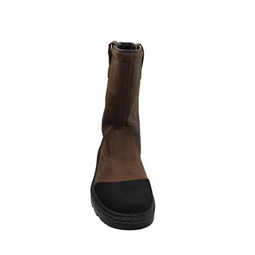 Ergos texas s3 sRC chaussures berufsschuhe businessschuhe chaussures bottes chaussures marron Marron - Marron