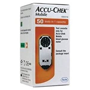 Accu Chek Mobile Testkassette 1×50