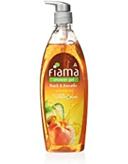 Fiama Peach And Avocado Mild Dew Shower Gel, 500ml