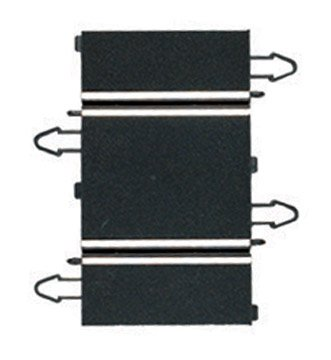 Scalextric - Recta de 90 mm (2 unidades) (B02013X200) por Fábrica de Juguetes