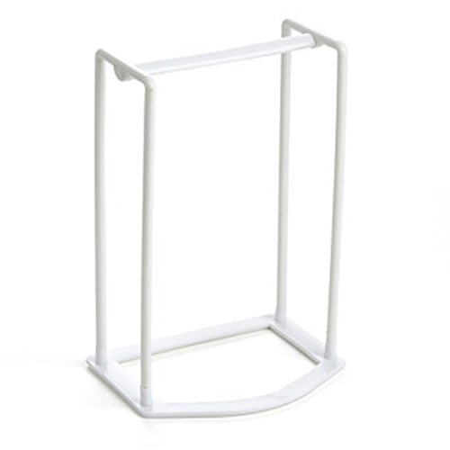 switchali-plastic-hangers-creative-finishing-frame-hanger-companion-storage-rack-white