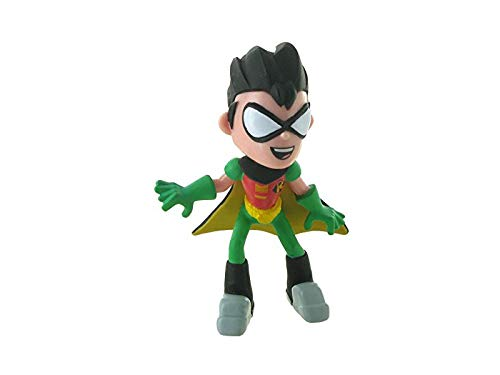 Comansi–Figuren Teen Titans Go, Robin, 7cm ()