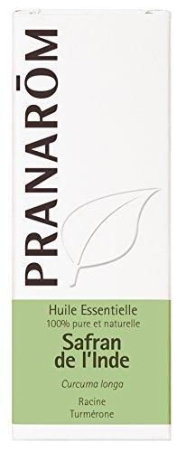 Pranarôm - HUILE ESSENTIELLE - Safran de l'Inde - 10 ml