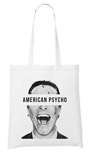 American Psycho Sac Blanc
