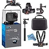 Best GoPro Bundle - GoPro HERO5 Black Camera Base Bundle Review