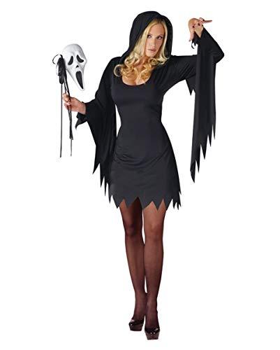 Horror-Shop Scream Frauenkostüm SM