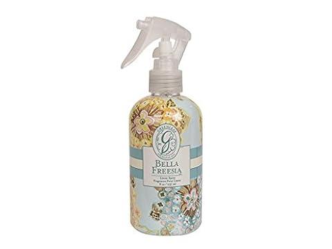 GREENLEAF Beautiful Linen Spray Perfume Freesia And Speakers